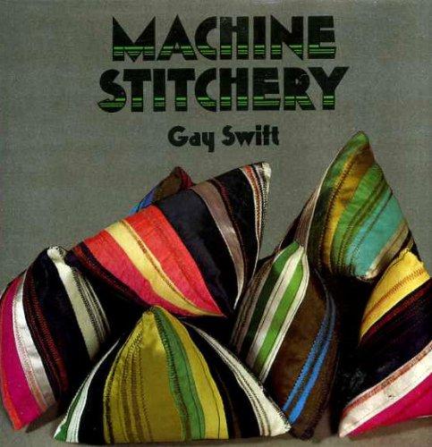 9780713428834: Machine Stitchery