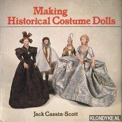 9780713428995: Making Historical Costume Dolls