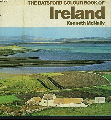 Batsford Colour Book of Ireland (Colour Books): McNally, Kenneth