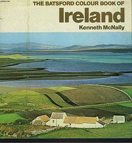 9780713429046: Batsford Colour Book of Ireland (Colour Books)