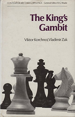 9780713429145: The King's Gambit (Contemporary Chess Openings)