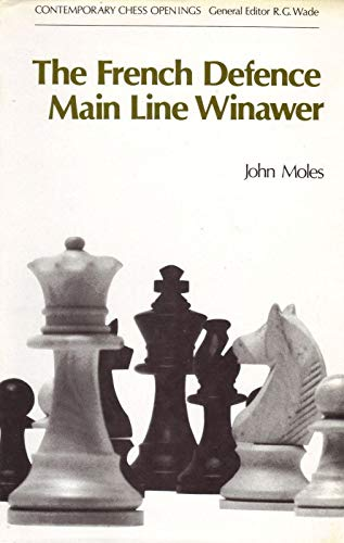 9780713429213: The French Defence Main Line Winawer (Contemporary Chess Openings)