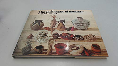 9780713429770: Techniques of Basketry