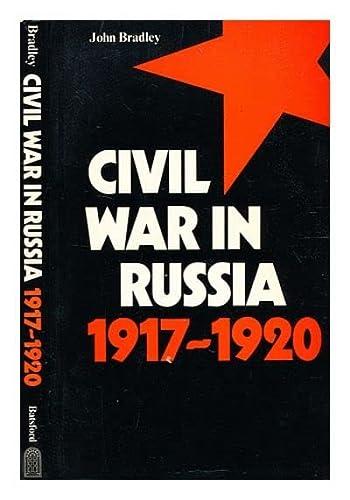 9780713430158: Civil War in Russia, 1917-20