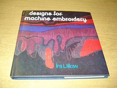9780713430233: Designs for Machine Embroidery