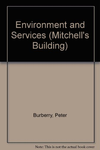 9780713430349: Environment and Services (Mitchell's Building)