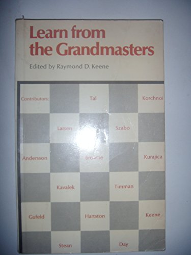 9780713430431: Learn from the Grandmasters (Chess)