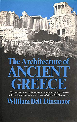 9780713431438: Architecture of Ancient Greece