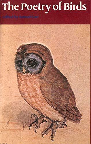 9780713431841: The Poetry of Birds