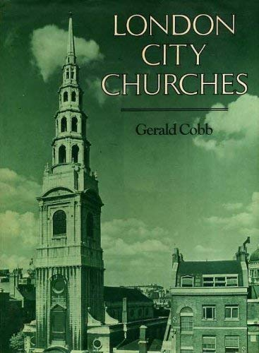 9780713431865: London City Churches