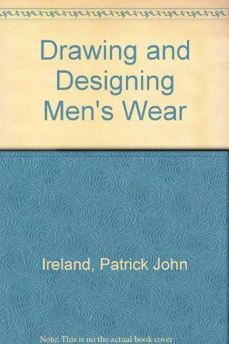 9780713432282: Drawing and Designing Men's Wear