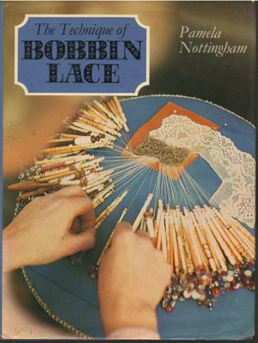 9780713432305: The Technique of Bobbin Lace