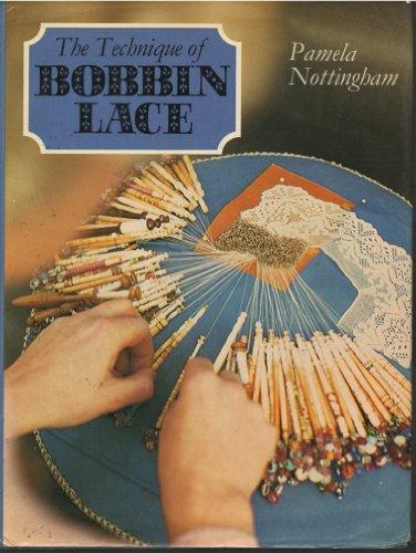 9780713432305: The Technique of Bobbin Lace
