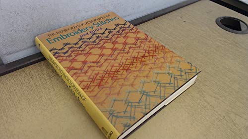 9780713433173: Batsford Encyclopedia of Embroidery Stitches