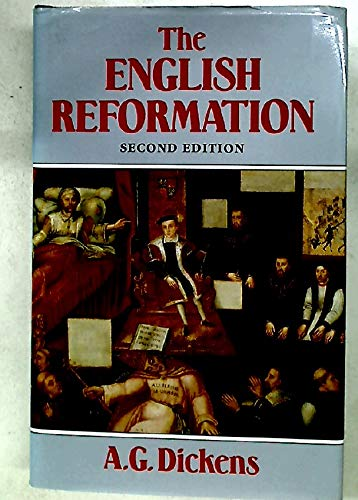 9780713436693: The English Reformation
