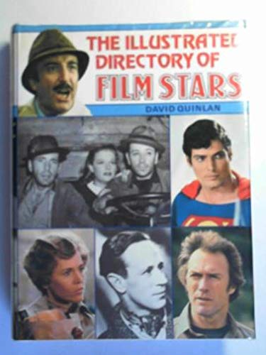 9780713438918: The Illustrated Directory of Film Stars