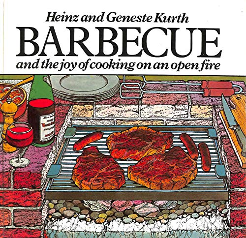 9780713440249: Barbecue: and the joy of cooking on an open fire
