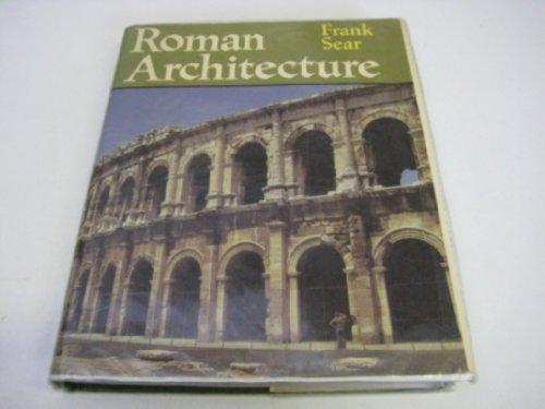 Roman Architecture: Sear, Frank