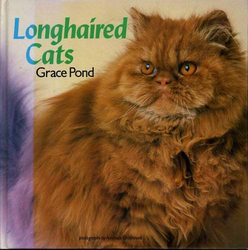 9780713441017: Long-haired Cats
