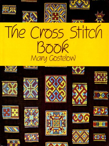 9780713441239: Cross-stitch Book