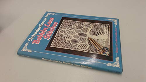 9780713442618: Introduction to Bobbin Lace Stitches