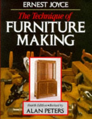9780713444070: The Technique of Furniture Making