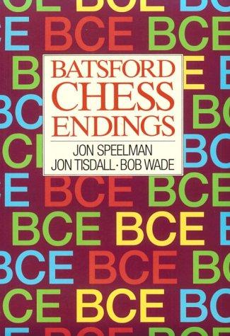 9780713444209: BCE: Batsford Chess Endings