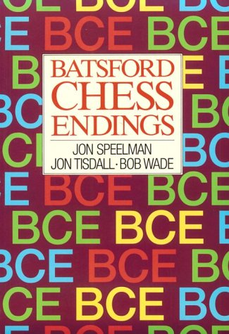 9780713444209: BCE: Batsford Chess Endings