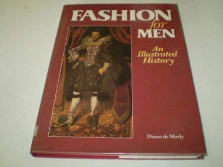 9780713444933: Fashion for Men: An Illustrated History