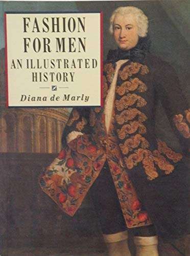 9780713444940: Fashion for Men: An Illustrated History (Batsford costume paperbacks)