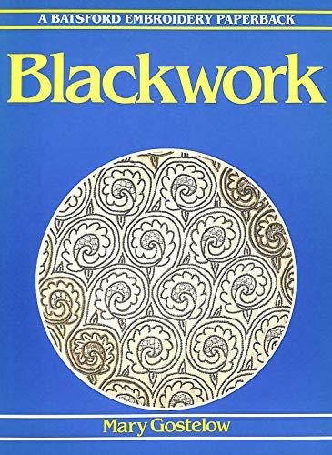 9780713446210: Blackwork