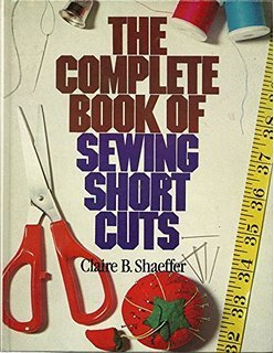 9780713446456: The Complete Book of Sewing Short Cuts