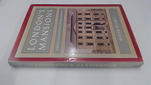 9780713446524: London's Mansions: The Palatial Houses of the Nobility
