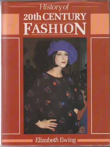 9780713446821: History of 20th Century Fashion