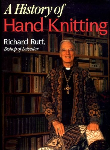 9780713451184: A History of Hand Knitting