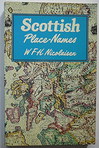 9780713452341: Scottish Place Names