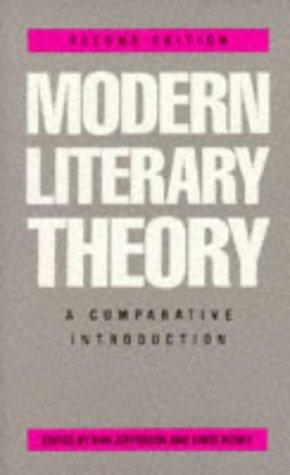 9780713452907: Modern Literary Theory (Batsford Academic)