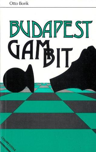 9780713452976: Budapest Gambit (Batsford Gambit)