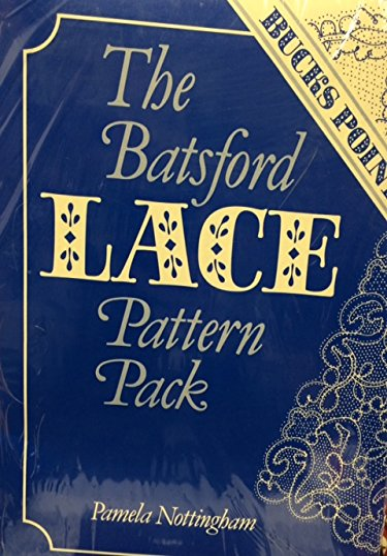 9780713454512: Batsford Lace Pattern Pack, Bucks Point