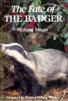 9780713455045: The Fate of the Badger