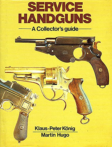 9780713455809: Service Handguns: A Collector's Guide