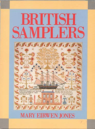 British Samplers (Needlework paperbacks)