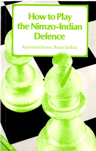 9780713456738: How to Play the Nimzo-Indian Defence