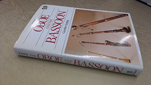 9780713456806: The Oboe and the Bassoon (Batsford Musical Instruments)