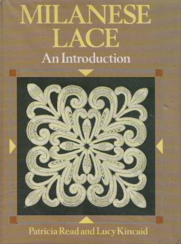 9780713457070: Milanese Lace: An Introduction
