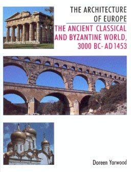 9780713458251: The Architecture of Europe Nineteenth and Twentieth Centuries