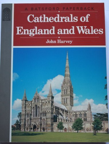9780713458718: Cathedrals of England and Wales