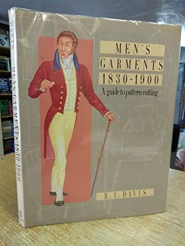 9780713458930: Men's Garments, 1830-1900