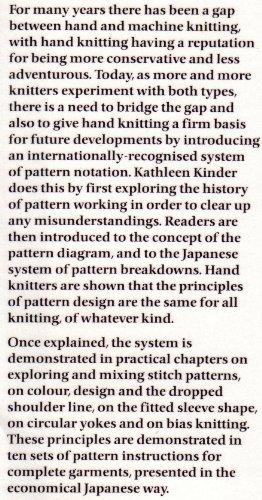 9780713459166: Machine and Hand Knitting: Pattern Design