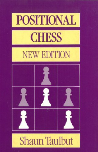 9780713459418: Positional Chess